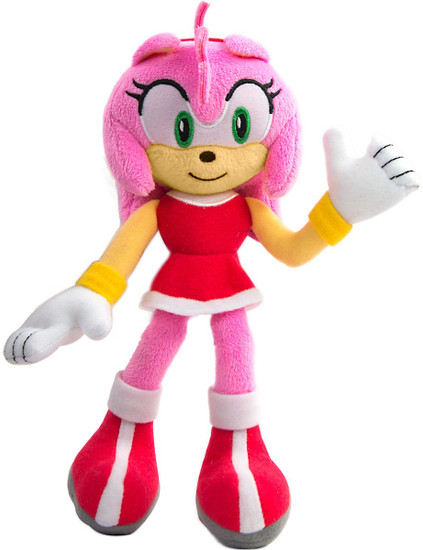Sonic The Hedgehog Amy 8-Inch Plush [Modern]