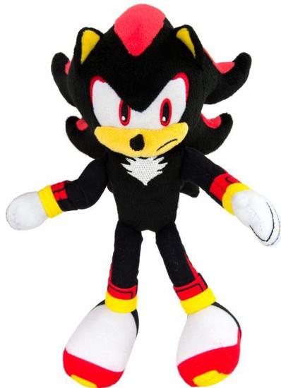 Sonic The Hedgehog Shadow 8-Inch Plush [Modern]