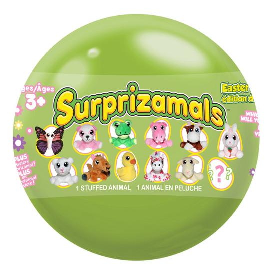 Surprizamals Easter Mystery Pack [1 RANDOM Mini Plush]