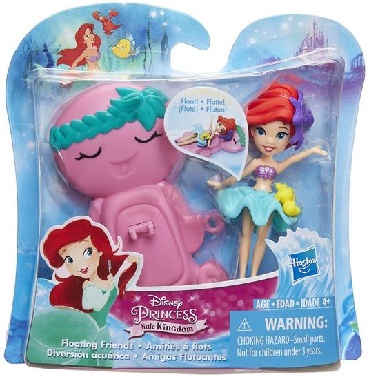 Disney Princess Little Kingdom Ariel Bath Toy