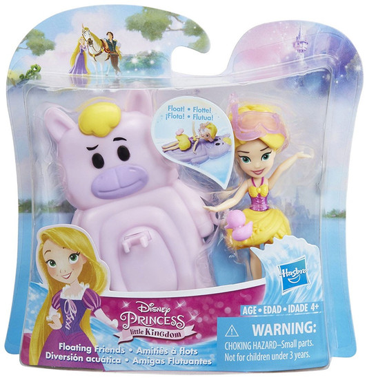 Disney Princess Little Kingdom Rapunzel Bath Toy
