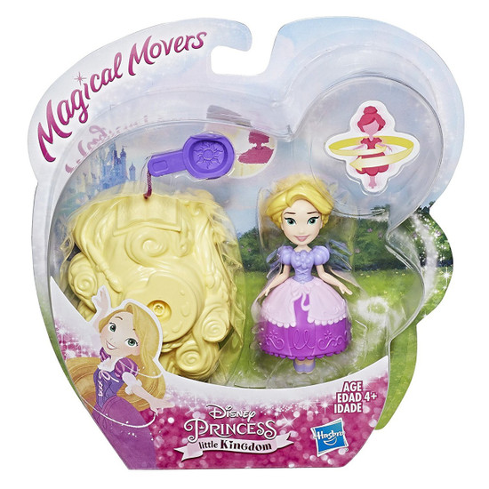 Disney Princess Little Kingdom Magical Movers Rapunzel Figure Set
