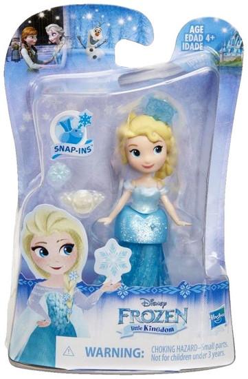 Disney Frozen Little Kingdom Elsa Mini Doll