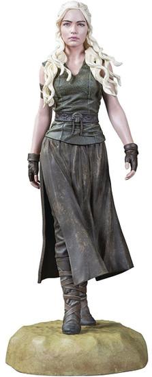 Game of Thrones Daenerys Targaryen 7.5-Inch PVC Statue Figure [Mother of Dragons]