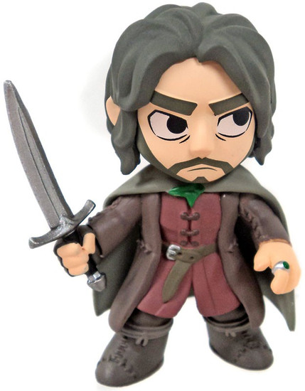 Funko The Lord of the Rings Aragorn 1/12 Mystery Mini [Loose]