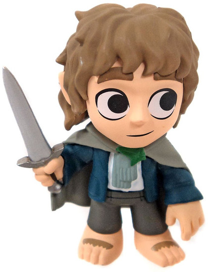 """Funko The Lord of the Rings Peregrin """"Pippin"""" Took 1/24 Mystery Mini [Loose]"""