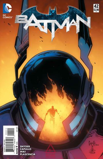 DC Batman #42 Comic Book