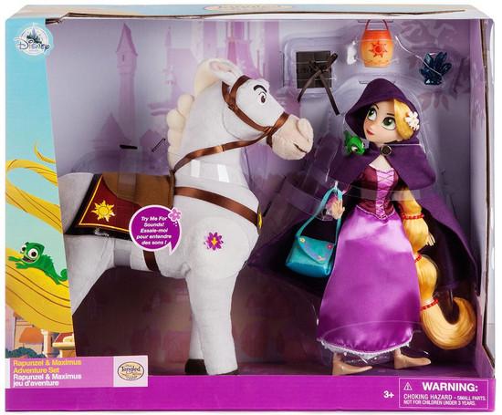 Disney Tangled The Series Rapunzel & Maximus Adventure Set Exclusive