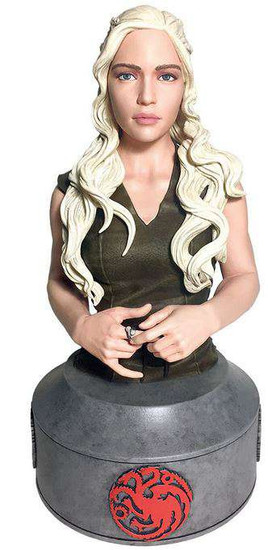 Game of Thrones Daenerys Targaryen 8-Inch Bust [Mother of Dragons]