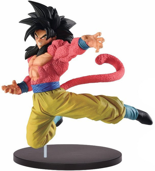 Dragon Ball GT FES!! Super Saiyan 4 Son Goku 8.3-Inch Collectible PVC Figure