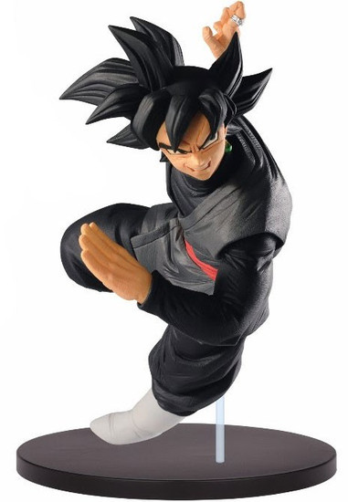 Dragon Ball Super FES!! Goku Black 8.3-Inch Collectible PVC Figure