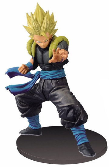 Super Dragon Ball Heroes DXF Figure Vol. 3 Super Saiyan Gogeta 7.1-Inch Collectible PVC Figure [Xenoverse]