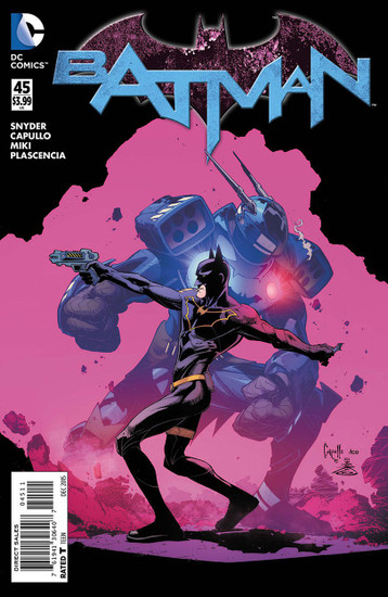 DC Batman #45 Comic Book