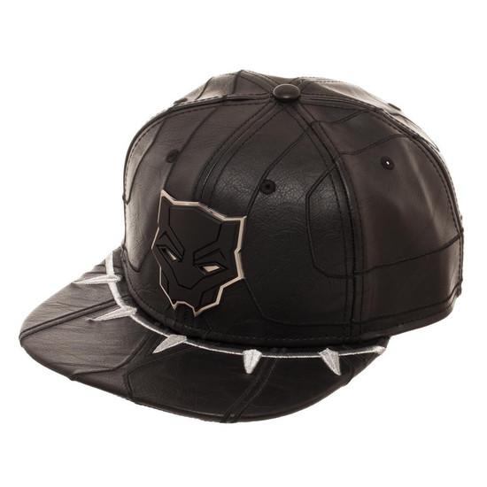Marvel Black Panther Suit Up Snapback Cap