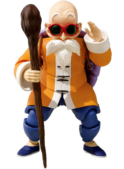 Dragon Ball S.H. Figuarts Master Roshi Action Figure