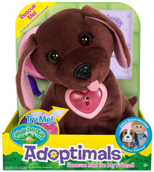Cabbage Patch Kids Adoptimals Dachshund 9-Inch Plush