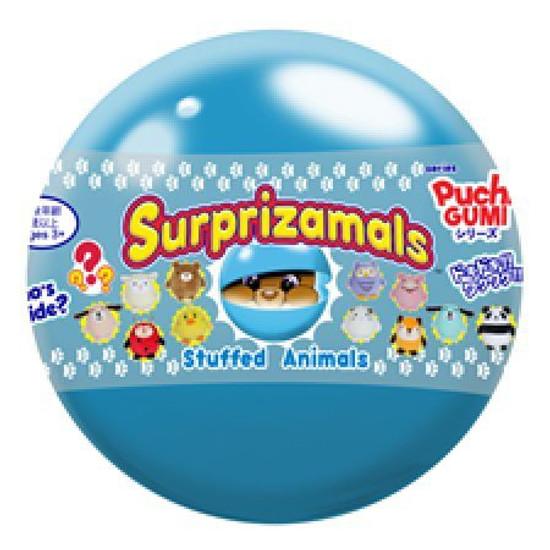 Surprizamals Puchi Gumi Mystery Pack [1 RANDOM Mini Plush]