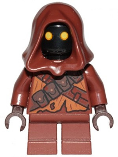LEGO Star Wars Jawa with Tattered Shirt Minifigure [Loose]