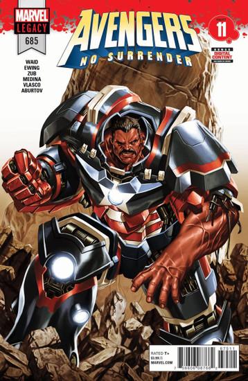 Marvel Comics Avengers #685 Comic Book