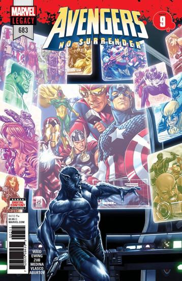 Marvel Comics Avengers #683 Comic Book