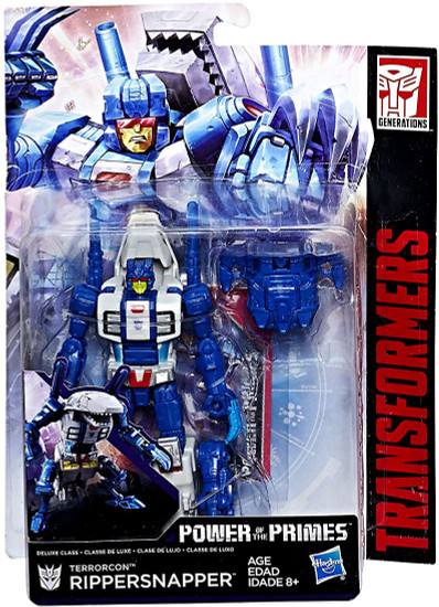 Transformers Generations Power of the Primes Terrorcon Rippersnapper Deluxe Action Figure