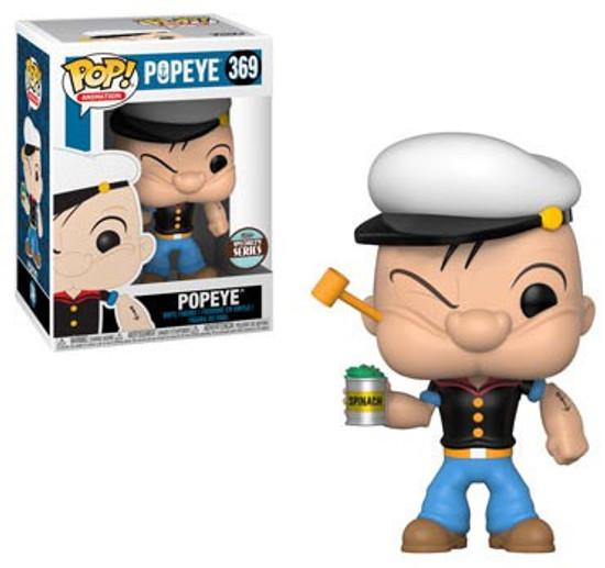 Funko POP! TV Popeye Exclusive Vinyl Figure #369 [Specialty Series]