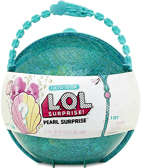 LOL Surprise 2018 LIMITED EDITION PEARL Surprise Mystery Pack [GREEN (TEAL)]