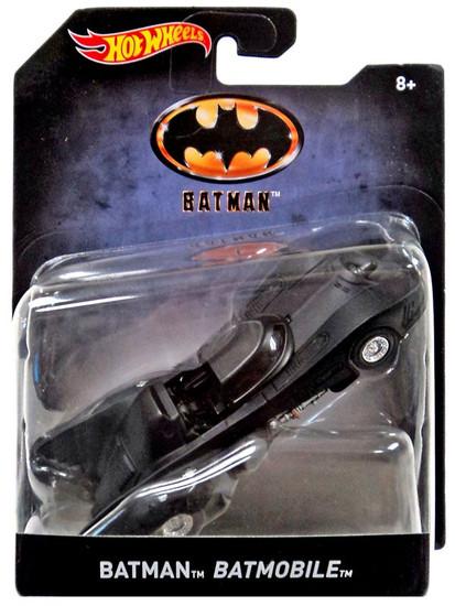 Hot Wheels Batman Batmobile Diecast Car