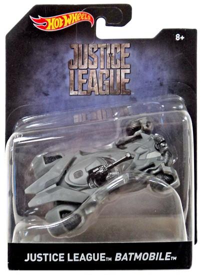Hot Wheels Justice League Batmobile Diecast Car