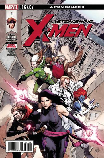 Marvel Comics Astonishing X-Men #9 Comic Book