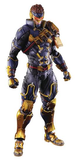 Marvel X-Men Variant Play Arts Kai Cyclops Action Figure