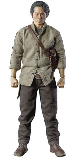 The Walking Dead Glenn Rhee Action Figure