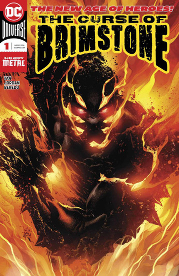 DC Curse of the Brimstone #1 Comic Book