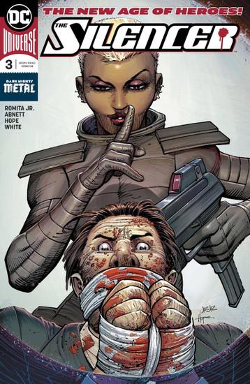 DC Silencer #3 Comic Book