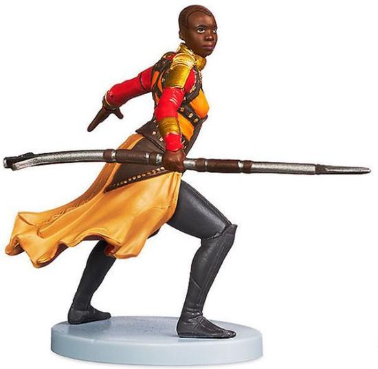 Disney Marvel Black Panther Movie Okoye 3.5-Inch PVC Figure [Loose]