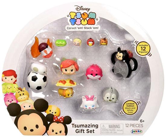 Disney Tsum Tsum Tsumazing Gift Set Minifigure 12-Pack