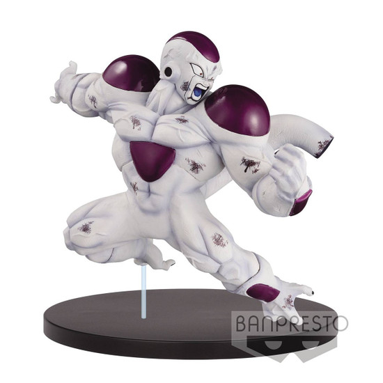 Dragon Ball Match Makers Figure Collection Frieza 5.9-Inch Collectible PVC Figure [Full Power]