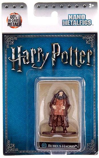 Harry Potter Nano Metalfigs Rubeus Hagrid 1.5-Inch Diecast Figure HP22