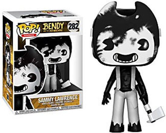 Funko Bendy and the Ink Machine POP! Games Sammy Lawrence Vinyl Figure #282