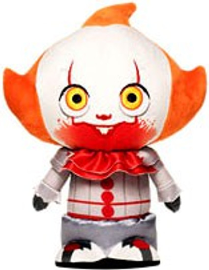 Funko IT Movie (2017) Pennywise Plush [Bloody Face]