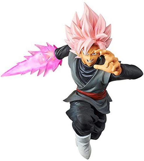 Dragon Ball Super Goku Black Super Saiyan Rose 5.9-Inch Collectible PVC Figure [Shin Retsu Zan]