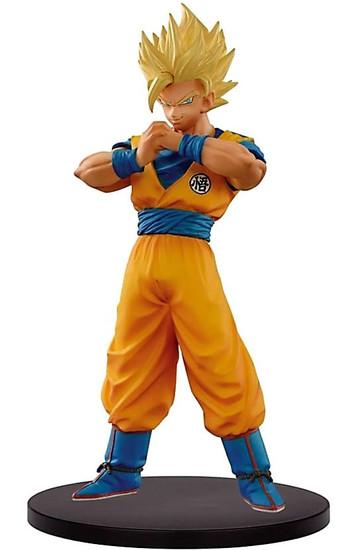 Super Dragon Ball Heroes DXF Figure Vol. 1 Super Saiyan 2 Son Goku 7.1-Inch Collectible PVC Figure
