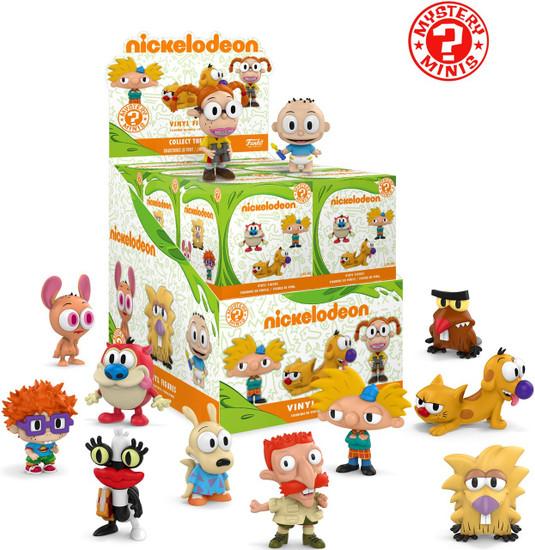 Funko Mystery Minis Nickelodeon Mystery Box [12 Packs]