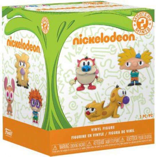 Funko Mystery Minis Nickelodeon Mystery Pack [1 RANDOM Figure]