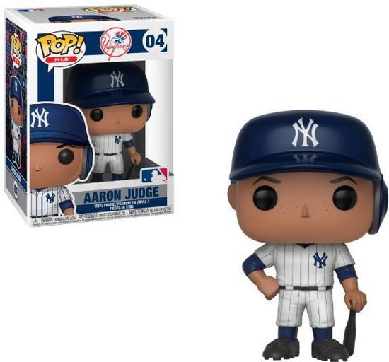 Funko MLB New York Yankees POP! Sports Baseball Aaron Judge Vinyl Figure #04