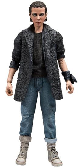 McFarlane Toys Stranger Things Series 3 Eleven (Punk) Action Figure