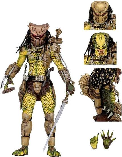 NECA Predator Elder: The Golden Angel Action Figure [Ultimate Version] (Pre-Order ships May)