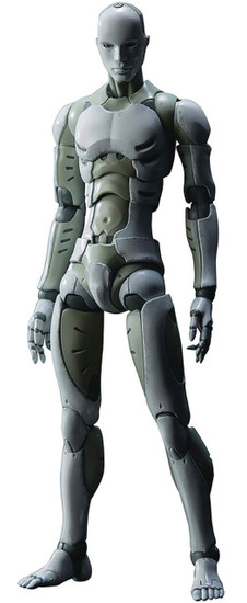 TOA Heavy Industries Synthetic Human Action Figure