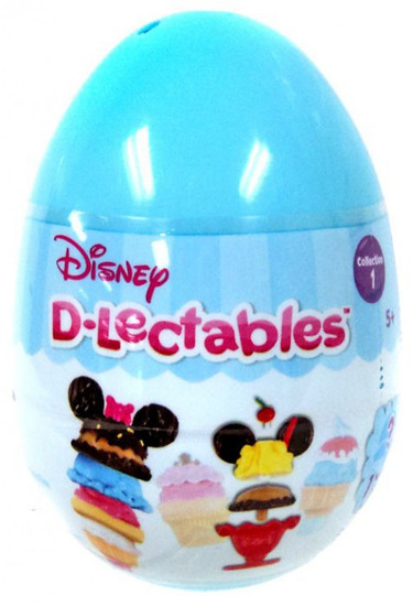 Disney D-Lectables Collection 1 Easter Egg Mystery Pack