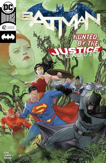 DC Batman #42